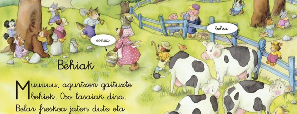 LEER con Susaeta